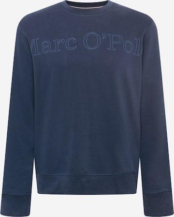 Marc O'Polo Sweatshirt in Blau