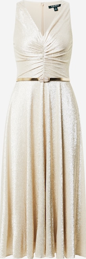 Lauren Ralph Lauren Robe de cocktail en beige, Vue avec produit