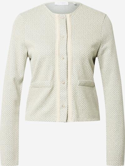 Rich & Royal Jacke in hellblau / gold / weiß, Produktansicht