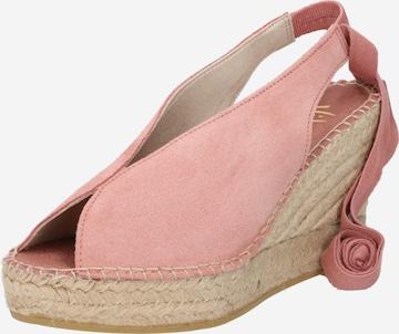 Vidorreta Sandale in Pink