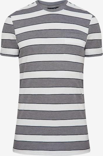 Finn Flare T-Shirt in grau, Produktansicht