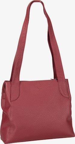 VOi Handtasche ' Hirsch 22041 ' in Rot