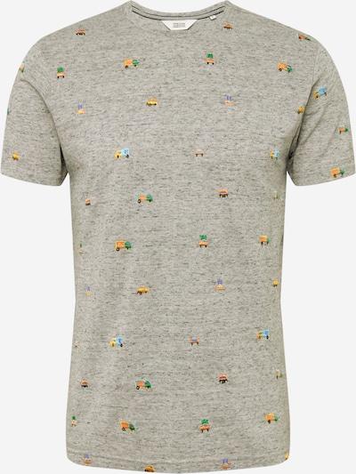 !Solid Тениска 'Rayford' в сив меланж / пъстро, Преглед на продукта