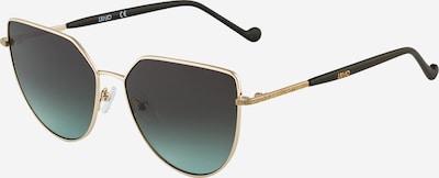 Liu Jo Sluneční brýle '143S' - zlatá / zelená / černá, Produkt