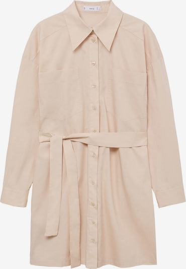 MANGO Kleid 'Mexi1-H' in beige, Produktansicht