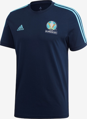 ADIDAS PERFORMANCE Jersey in Blue