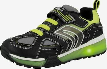GEOX Sneaker 'J Bayonyc B. A' in Schwarz