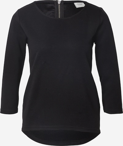 JACQUELINE de YONG Shirt 'Saga' in schwarz, Produktansicht