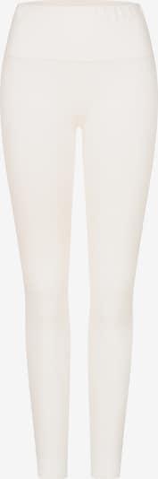 Cotton Candy Leggings 'SADE' in weiß, Produktansicht