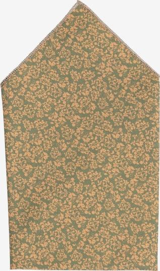 Hans Hermann Pochet 'Fiore' in de kleur Donkergroen / Sinaasappel, Productweergave