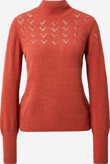 ONLY Pullover 'Coya' in rot, Produktansicht