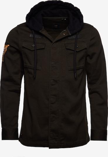 Superdry Tussenjas in de kleur Spar / Zwart, Productweergave