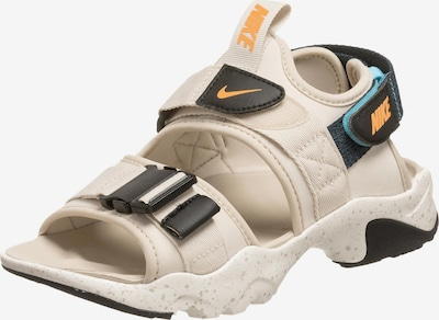 Nike Sportswear Sandale 'Canyon' in beige / mischfarben, Produktansicht