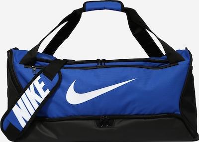NIKE Bolsa de deporte en azul real / negro / blanco, Vista del producto