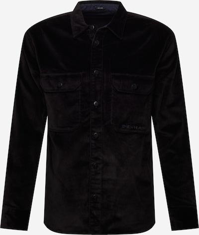 DENHAM Overhemd 'BAILEY' in de kleur Zwart, Productweergave