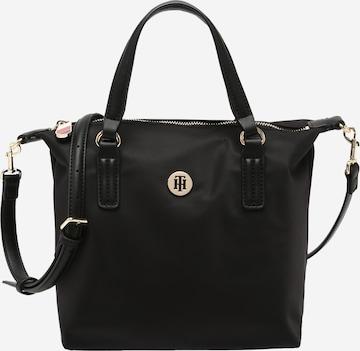 TOMMY HILFIGER Handbag 'Poppy' in Black