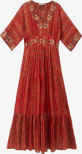 Rochie Desigual pe mai multe culori / roșu burgundy, Vizualizare produs