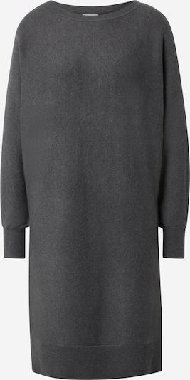 Noisy may Robes en maille en gris foncé, Vue avec produit