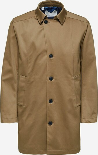 SELECTED HOMME Between-seasons coat in beige, Item view