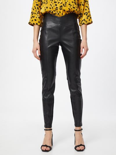 River Island Leggings 'Ponte' in schwarz, Modelansicht