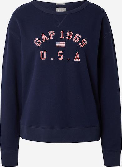 GAP Блузон с качулка 'USA' в нейви синьо / червено / бяло, Преглед на продукта