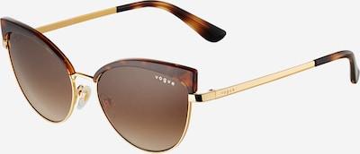 VOGUE Eyewear Aurinkolasit '0VO4188S' värissä ruskea / kulta, Tuotenäkymä