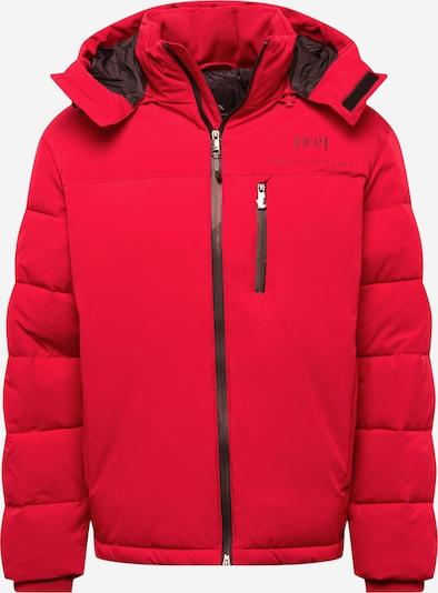 ARMANI EXCHANGE Prijelazna jakna u crvena / crna, Pregled proizvoda