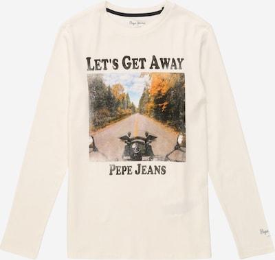 Pepe Jeans Shirt 'GILBERT' in mischfarben / weiß, Produktansicht
