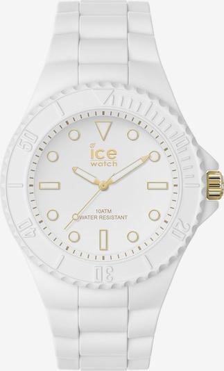 ICE WATCH Analoguhr in weiß, Produktansicht