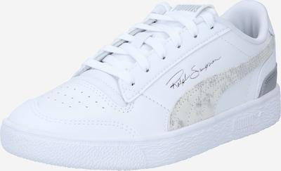 PUMA Låg sneaker 'Ralph Sampson Stardust' i silver / vit, Produktvy
