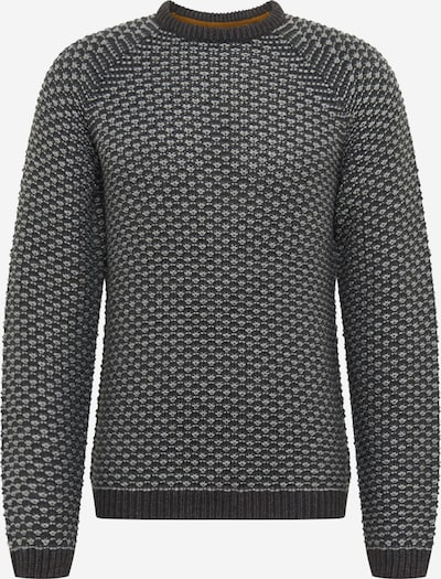 Only & Sons Pullover 'ONSDOCK' in hellgrau / dunkelgrau: Frontalansicht
