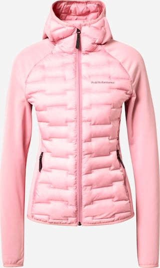 PEAK PERFORMANCE Jacke 'Argon' in rosa, Produktansicht