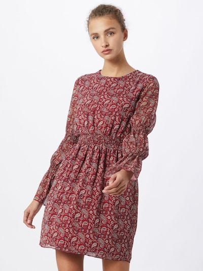 Trendyol Kleid in mischfarben / weinrot, Modelansicht