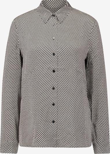 Someday Blusen in schwarz / weiß, Produktansicht