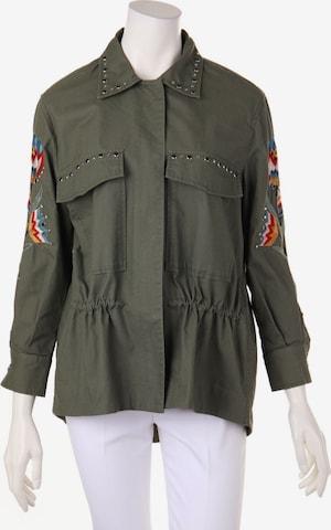 PINKO Jacket & Coat in S in Green
