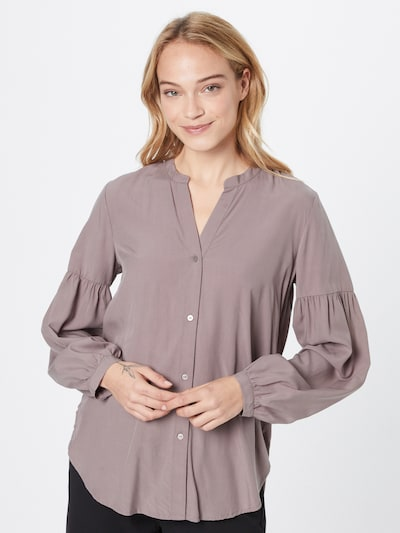 MINE TO FIVE Blouse in Cappuccino, View model