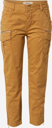 MOS MOSH Pantalon cargo 'Camille' en camel, Vue avec produit
