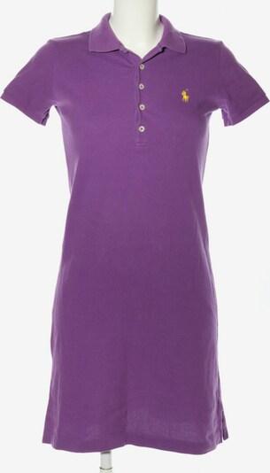 RALPH LAUREN Shirtkleid in XS in lila, Produktansicht