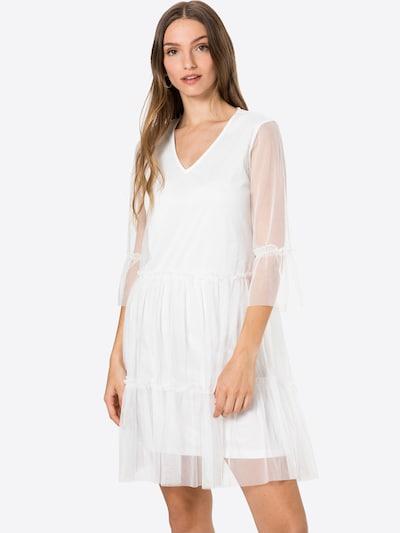 VILA Šaty 'VERANDA' - biela, Model/-ka