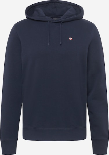 NAPAPIJRI Μπλούζα φούτερ 'BALIS' σε σκούρο μπλε, Άποψη προϊόντος