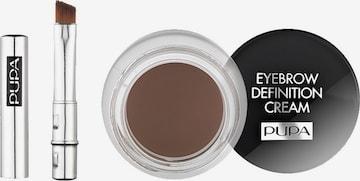 PUPA Milano Eyebrow Color 'Definition Cream' in Brown