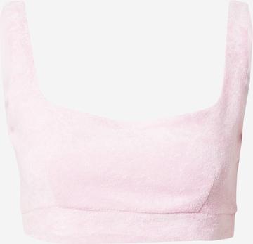 GLAMOROUS - Top en rosa