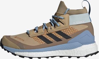 ADIDAS PERFORMANCE Škornji 'Free Hiker' | pesek / temno bež / dimno modra / črna barva, Prikaz izdelka