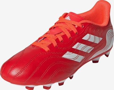 ADIDAS PERFORMANCE Fußballschuhe 'Copa Sense.4 FXG' in rot / weiß, Produktansicht