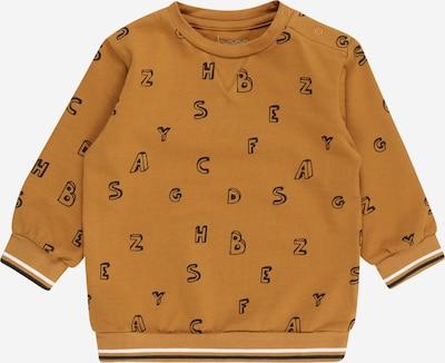 BESS Sweatshirt in braun / schwarz, Produktansicht
