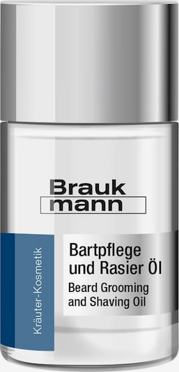 Hildegard Braukmann Bartpflege und Rasieröl in weiß, Produktansicht