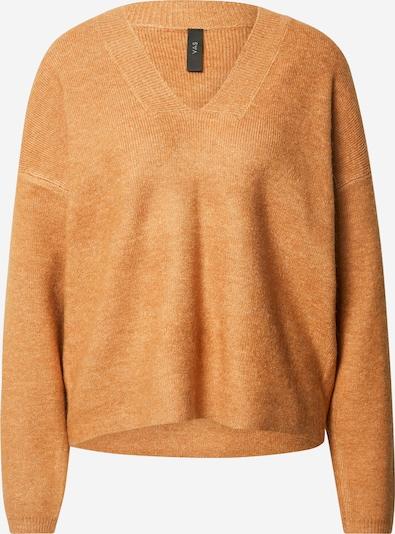 Y.A.S Pullover in hellbraun, Produktansicht