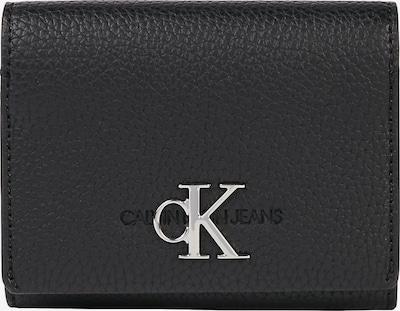 Calvin Klein Jeans Porte-monnaies en noir, Vue avec produit