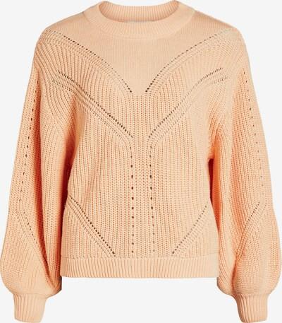 OBJECT Pullover 'Halsey' in pastellorange, Produktansicht