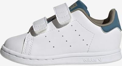 ADIDAS ORIGINALS Brīvā laika apavi 'Stan Smith', krāsa - pasteļzils / tumši pelēks / balts, Preces skats